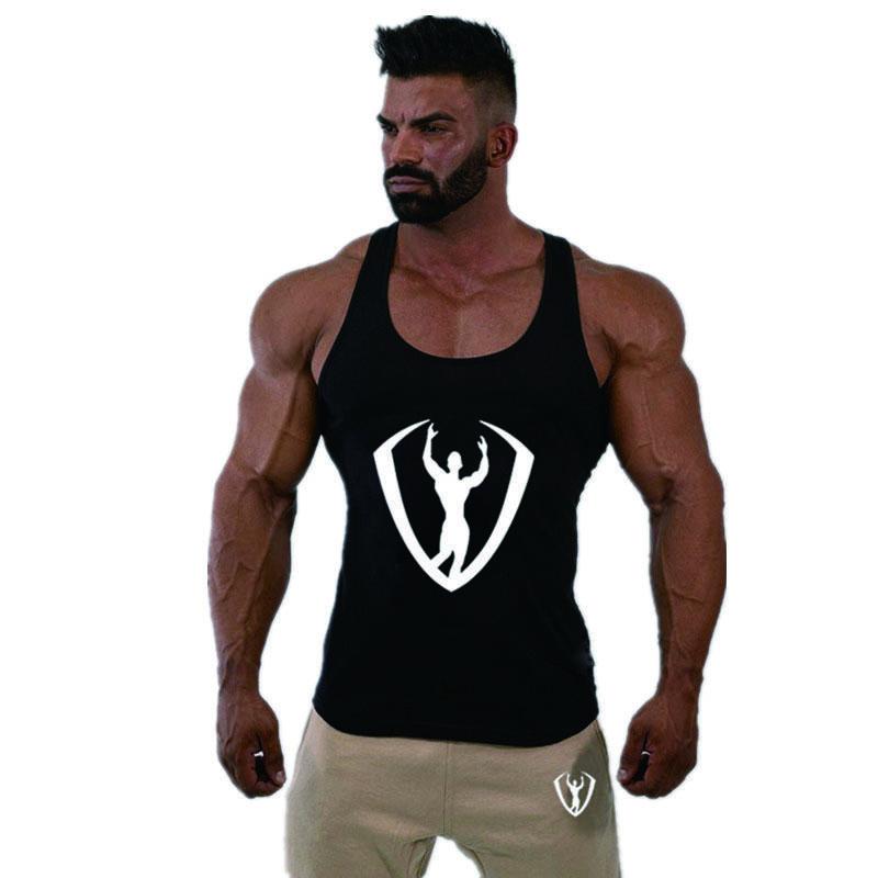 f693013daf3a Acquista Canotta Da Uomo Bodybuilding Canotta Palestra Workout ...