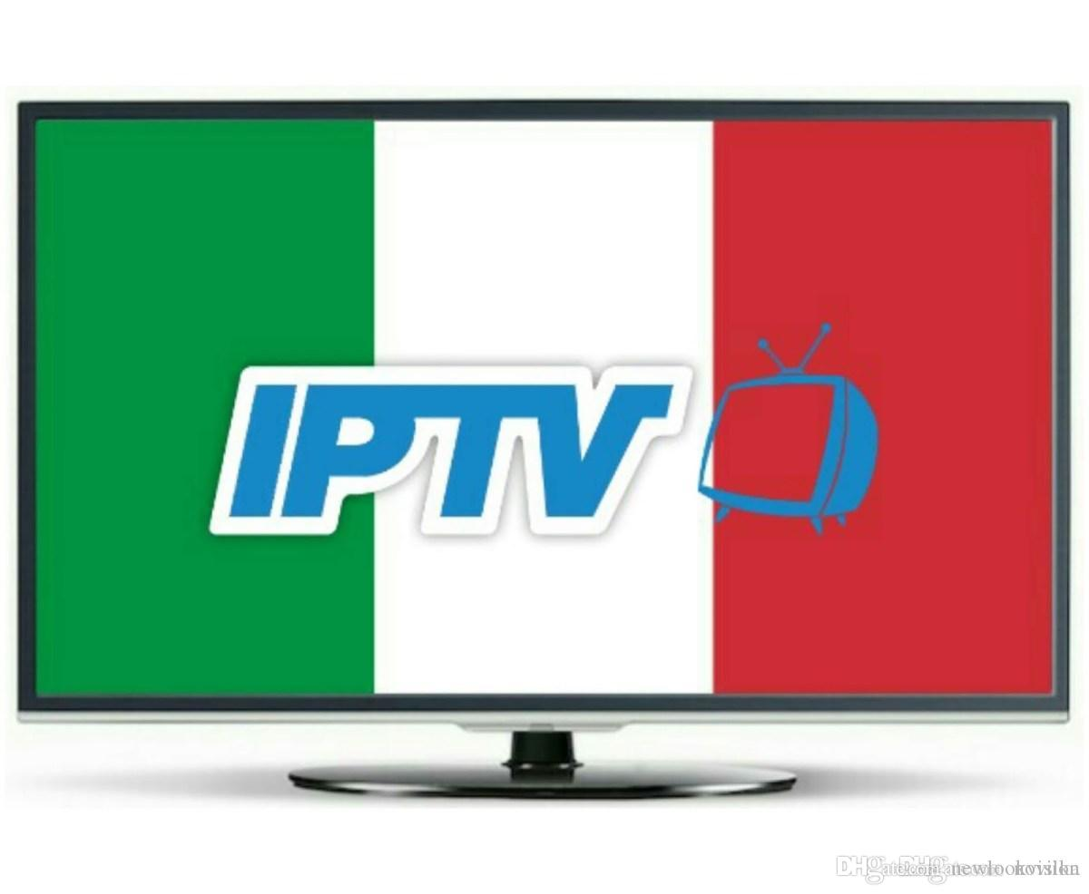 IPTV ITALY M3U VOD and LIVE Best Italy For Android TV Box Smart TV Mag Box