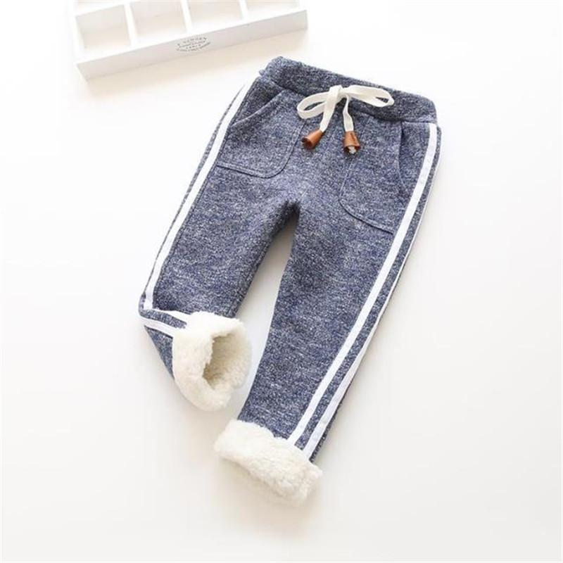 1e0928742 Quality Spring Winter Baby Boys Pants Cartoon Children Thick Warm ...