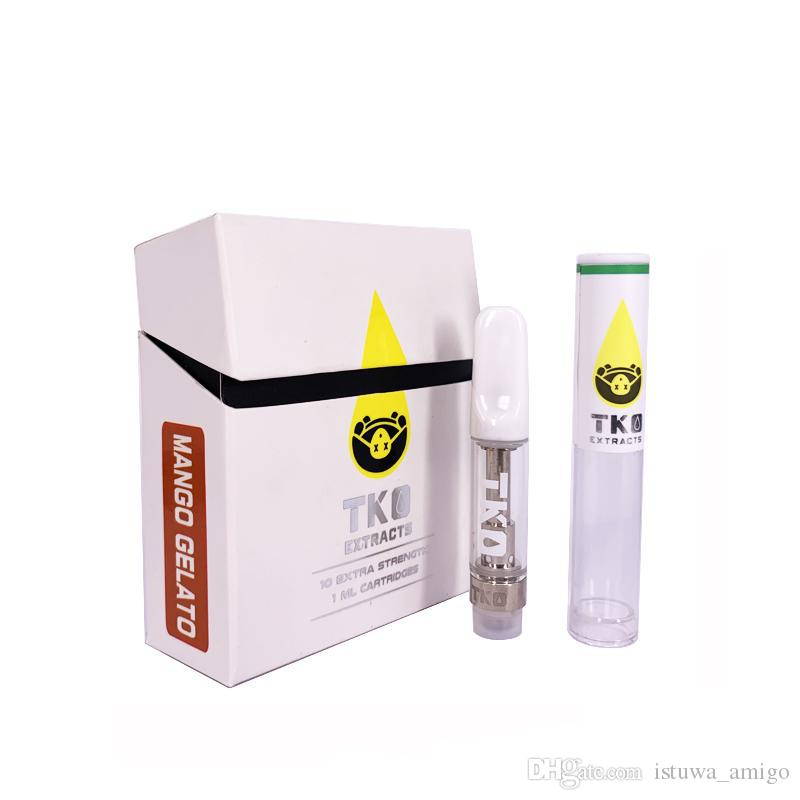 Try These Tko 1000mg Vape Cartridges {Mahindra Racing}