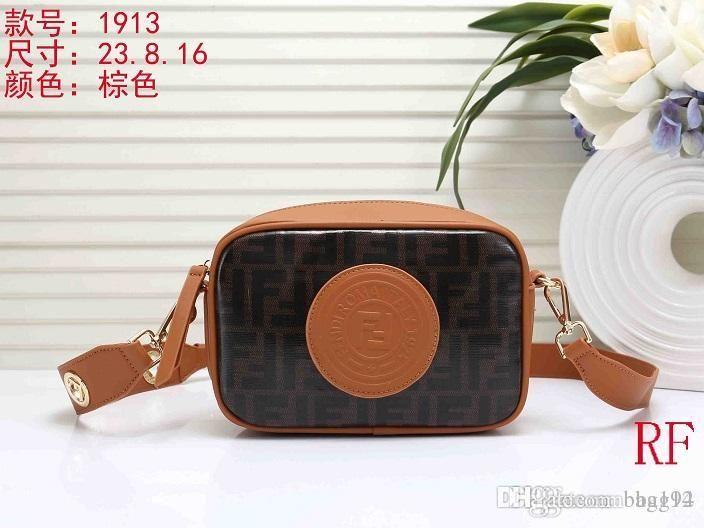 b59d5118813a 2019 2019 New Bags Women Bags Designer Fashion PU Leather Handbags Brand  Backpack Ladies Shoulder Bag Tote Purse Wallets A1913 Mk From Kuai10