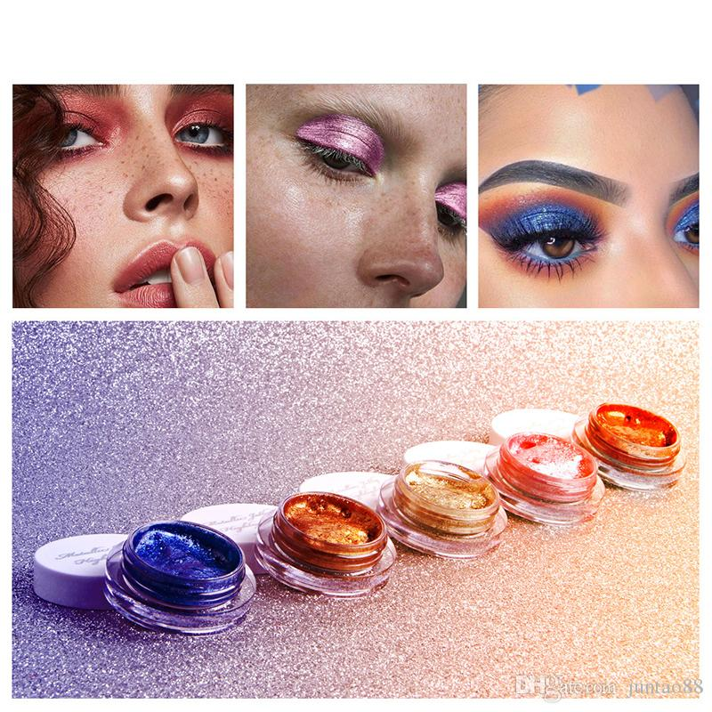 Super Shock Jelly Highlight & Eye Shadow Contour Lips T Area Cheek Facial Makeup Brighten Shiny Eyeshadow Cheap Makeup Brushes Cosmetics Brands From ...