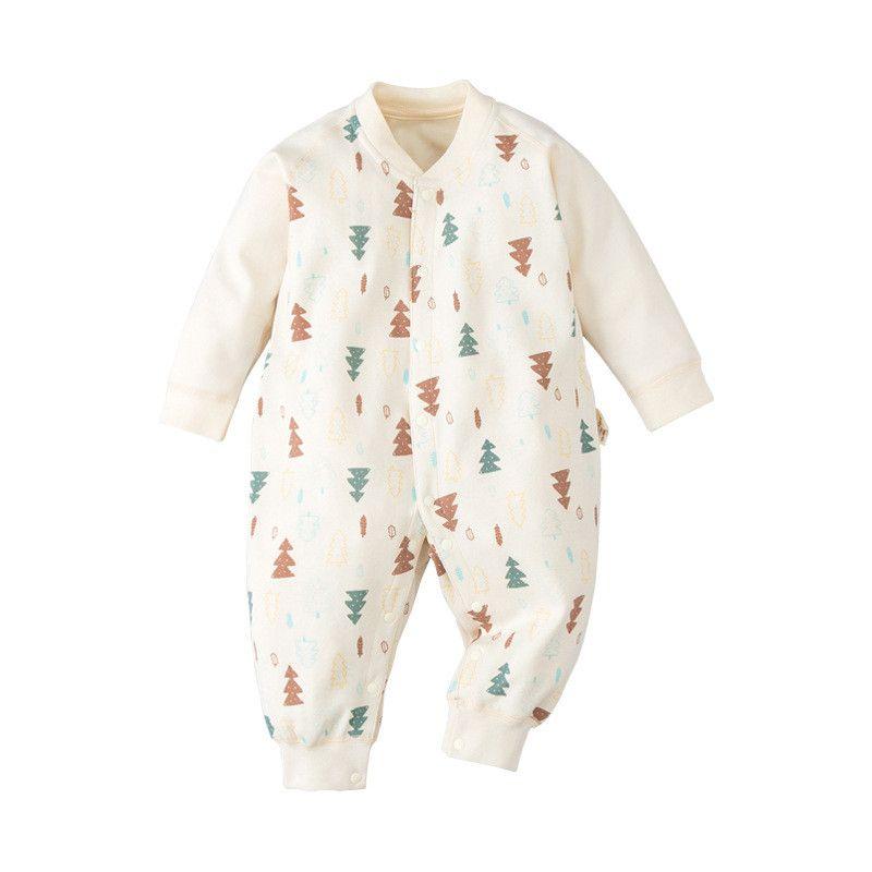 ca0dd321b 2019 2019 Spring Autumn Newborn Baby Clothes Colored Organic Pure ...