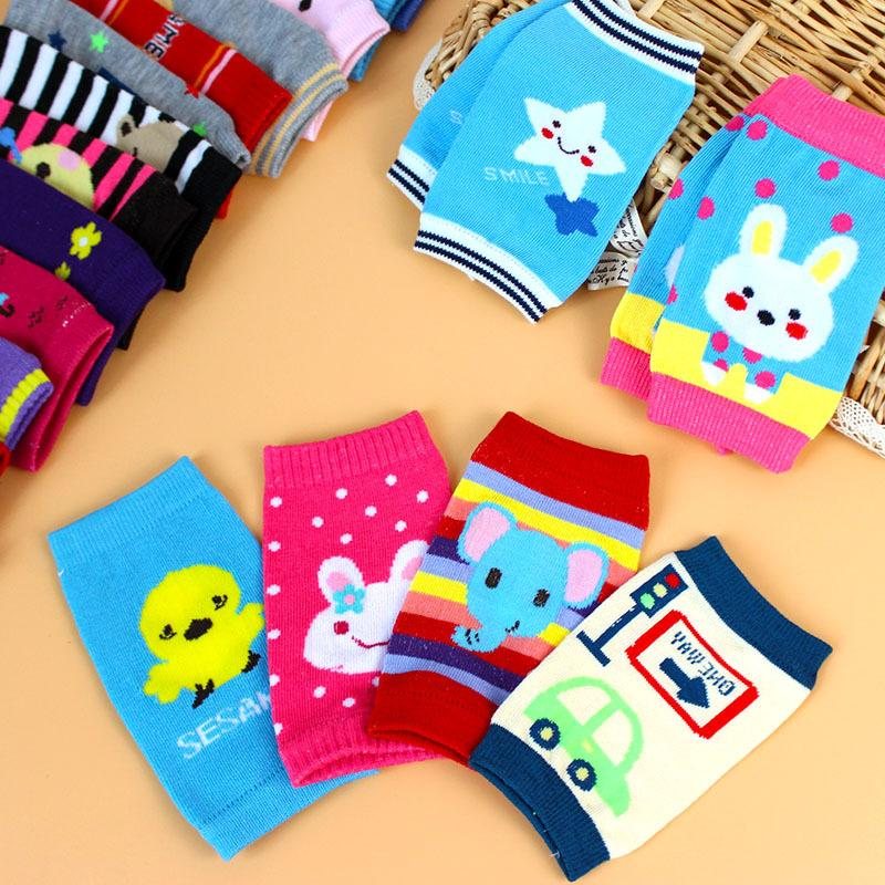 Baby Socks Soft Kids Elbow Cushion Crawling Knee Pad Infant Toddler Baby Safe Baby Leggings 50 p