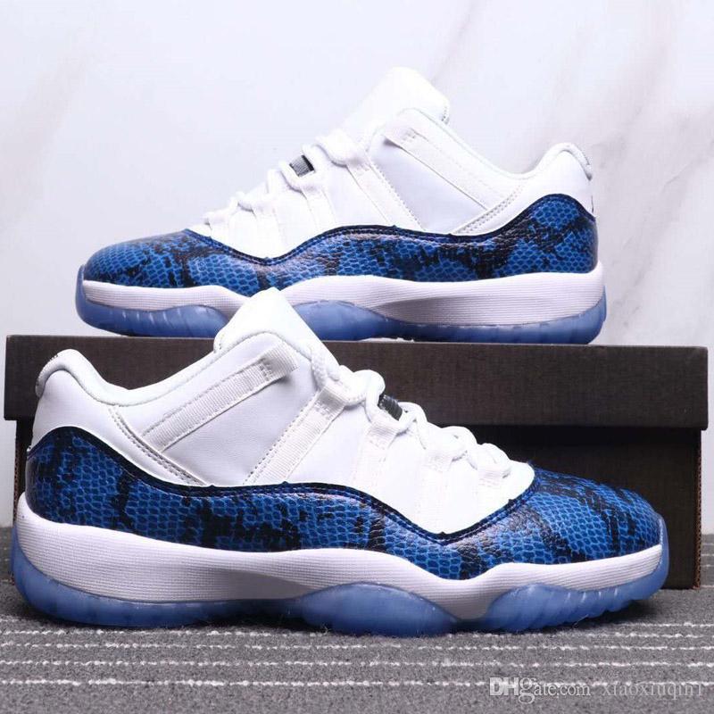 682c703df27421 2019 Mens AJ 11 Low Basketball Shoes Retro Jumpman XI Air Flight 11S J11  Easter Georgetown Boys Women Kids Sneakers Boots With Original Box From  Xiaoxiuqin1 ...