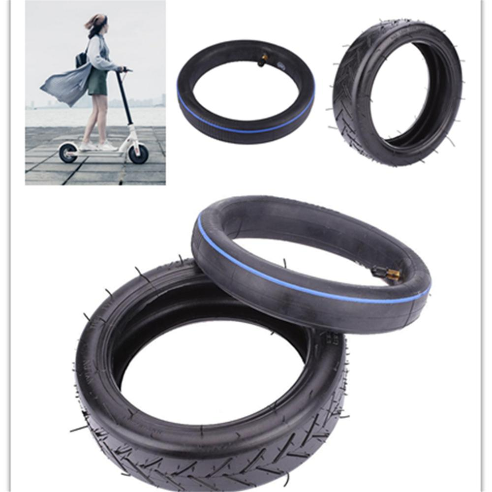 Forfar New Outer Inner Tire Tube 8.5 Inches For Xiaomi Electric Scooter Inflation Wheel Tyres Pneumatic Tyre Upgraded Thicker