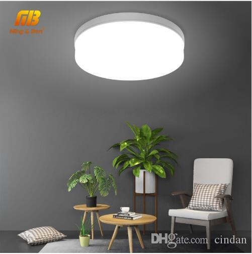 LED Panel Lamp LED Ceiling Light 36W 24W 18W 13W 9W 6W Down Light Surface Mounted AC 85-265V Modern Lamp For Home Lighting