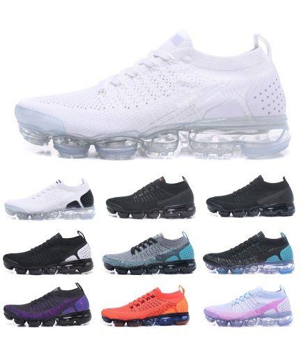 Scarpe Calcio Bambino 2019 Air Shoes V2 Mens Running Shoes Designer  Sneakers Luxury Brand Nero Bianco Scarpe Da Ginnastica Da Donna Casual Da  Trekking Da ... 8691577c9cf