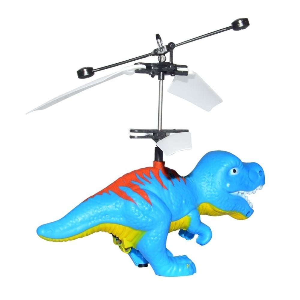 2019 Electric RC Flying Toy Infrared Sensor Dinosaur Model Helicopter LED  Flash Lighting USB Charging Small RC Toy For Kids From Beauteous, $40.41    DHgate.