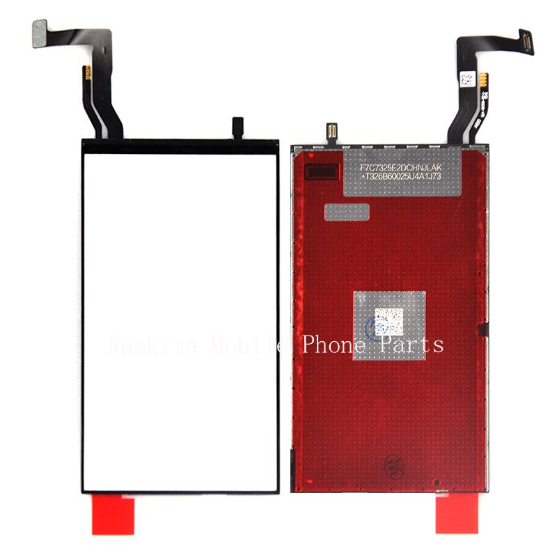 LCD Display Backlight Repair Parts Panel For iPhone 8 8 Plus 7 7 Plus 6 6 5  5s LCD Screen Back Light Film Replacement