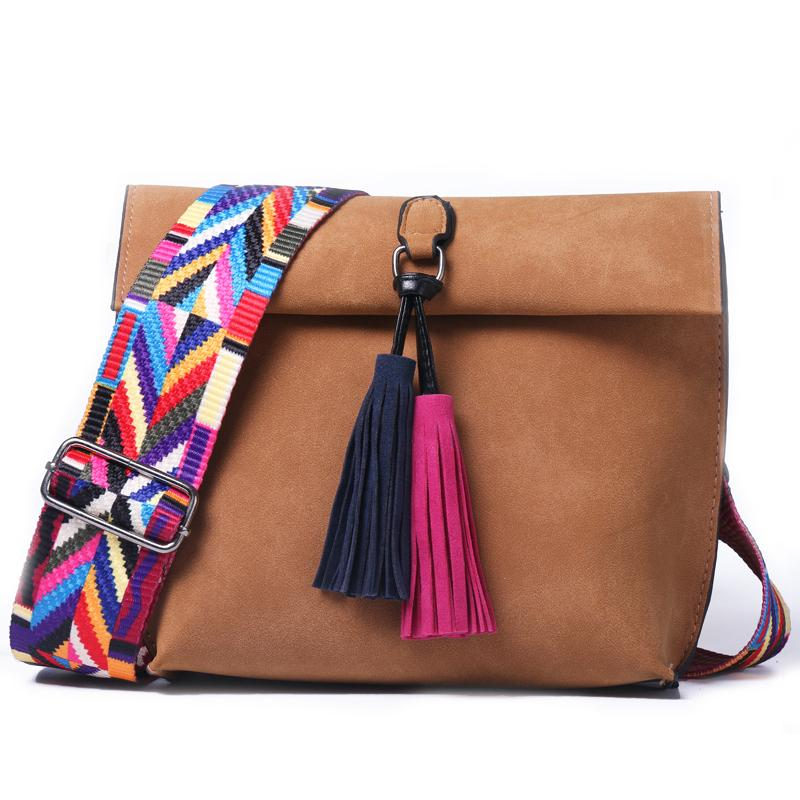 c74ab6c25c70 2019 Small Women Messenger Bag Tassel Crossbody Bags For Girls Shoulder  Bags Female Designer Handbags Bolsa Feminina Bolsos Muje Purses For Sale  Leather ...