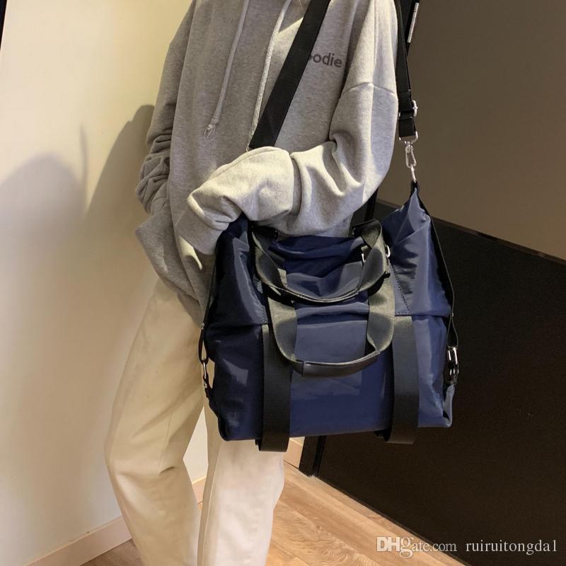 New Lady Tote Bags Large Nylon Bag Messenger Bag Fashion Messenger Bags  Lday Handbag Leather Shoulder Bag Jichuan 1 Leather Satchel Ladies Bags  From ... 9c8b9c339f3a9