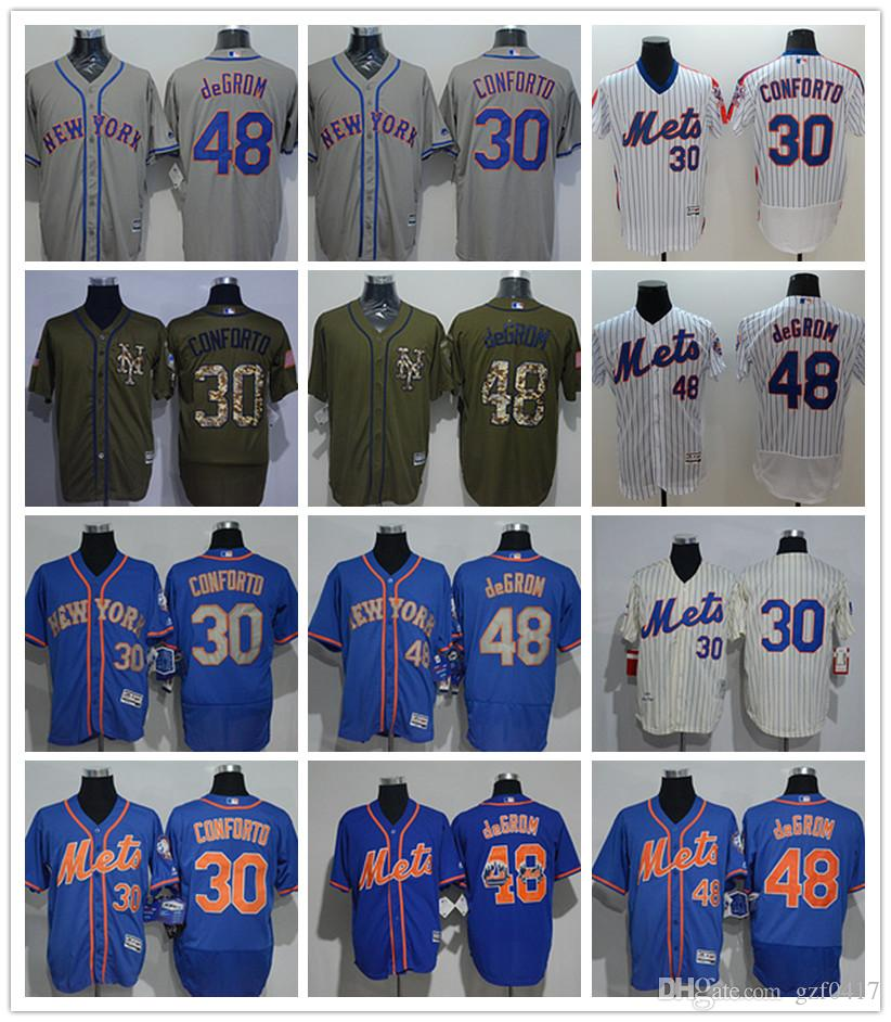 1c12c437 ... cool base player jersey c653b ad39a; promo code for 2019 custom mens  women youth new york mets jersey 30 michael conforto 48