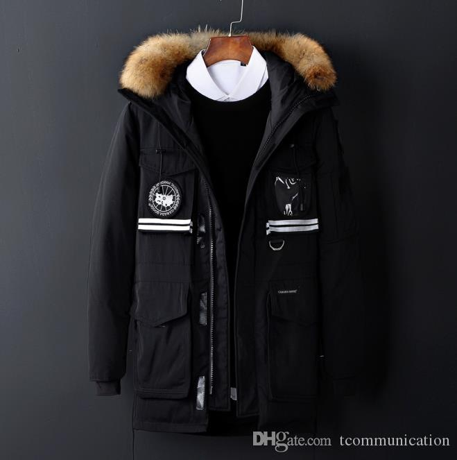 Rabatt Kanadische Jacken   2019 Kanadische Daunenjacken im