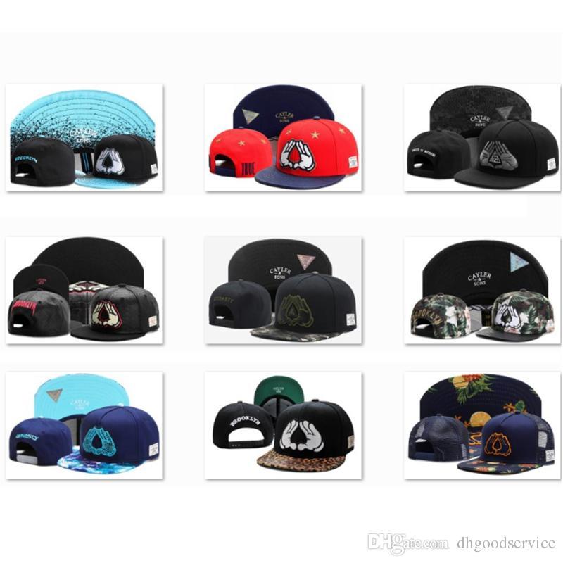 CAYLER   SONS Snapbacks Fashion Best Baseball Caps Snapback Hats For Guys  Icon Designer Snapback Caps Fitted Baseball Cap Adjustable CS24 Mesh Hats  Superman ... 1c072e10e1e