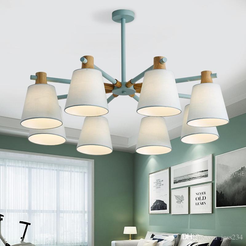 Großhandel Neue Ankunft LED Kronleuchter Für Wohnzimmer Schlafzimmer ...