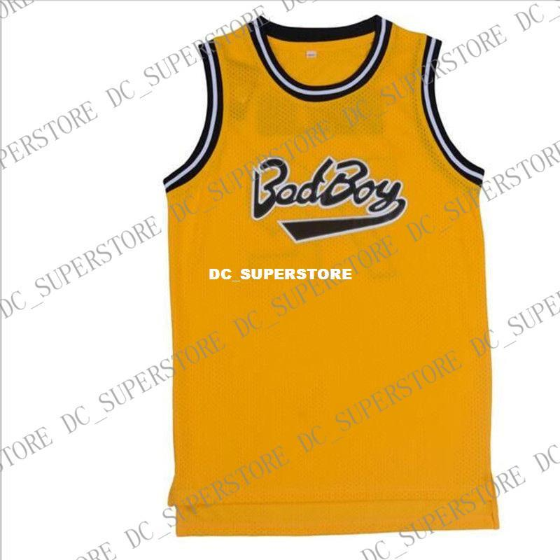 3c7a8afa0c33 2019 Cheap Custom Bad Boy Basketball Jersey Notorious B.I.G.Biggie Smalls  72 Stitched Customize Any Number Name MEN WOMEN YOUTH XS 5XL From  Dc superstore