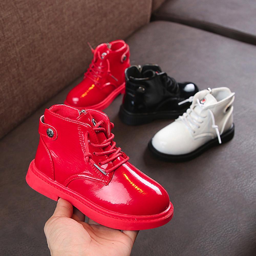 Großhandel Gute Warme Baby Qualität Jungen Schuhe Mädchen Kinder rrqwHd