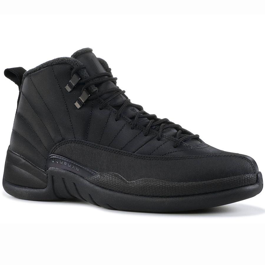 1aa9d04b4 Nike Air Jordan 12 Retro WNTR Hombres Zapatillas De Baloncesto CNY Gimnasio  Rojo Juego De Gripe Nylon Michigan Milán Francés Azul Jumpman Entrenador ...