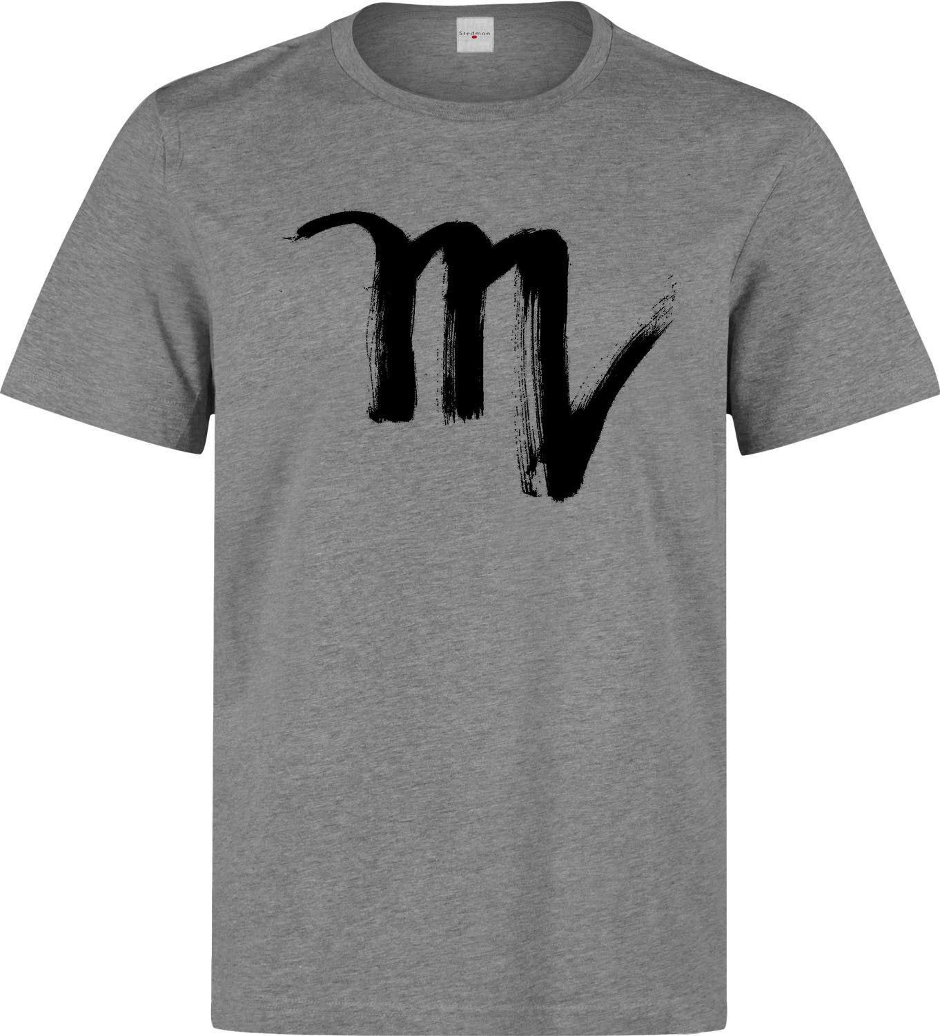 700a966f8 Scorpio Zodiac Sign Logo Art Men'S Woman'S Available Grey T Shirt One Tee A  Day Random Graphic Tees From Excellent82, $11.48| DHgate.Com