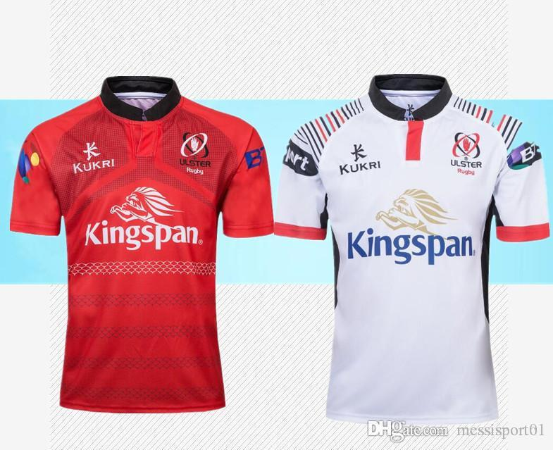 wholesale dealer a6a10 b66dc 2019/20 ULSTER RUGBY JERSEY 18 19 ULSTER HOME away national team League  LEINSTER Rugby shirt away size S-3XL