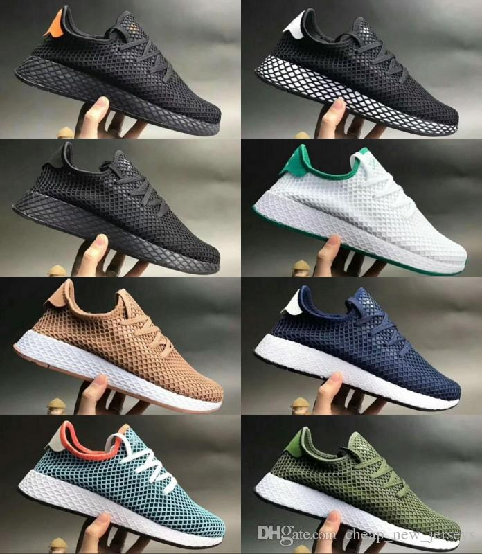 7fac36e6cbd0c 2019 DEERUPT RUNNER Shoes Pharrell Williams III Stan Smith Tennis HU KPU  Designer Mesh Running Zapatos Trainers Chaussures Sneakers 36 44 Best  Running Shoes ...