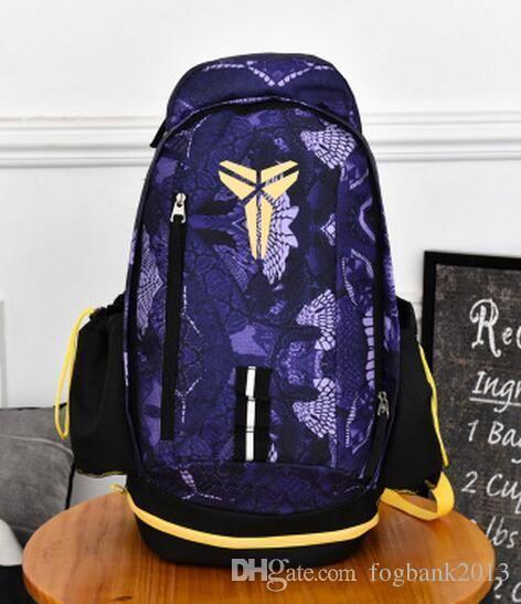 2019 Fashion KOBE Bag Men Backpacks Basketball Bag Sport Backpack School  Bag For Teenager Outdoor Backpack Marque Mochila Online with  55.09 Piece on  ... 423a16428b