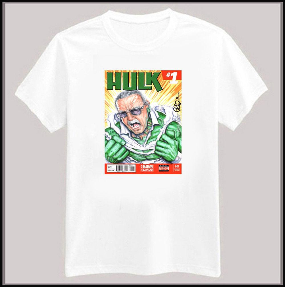1ad110c1 Stan Lee Hulk Marvel Universe Comic Book T Shirt Really Cool T Shirts  Online Shopping T Shirt From Integritybusiness59, $11.63| DHgate.Com