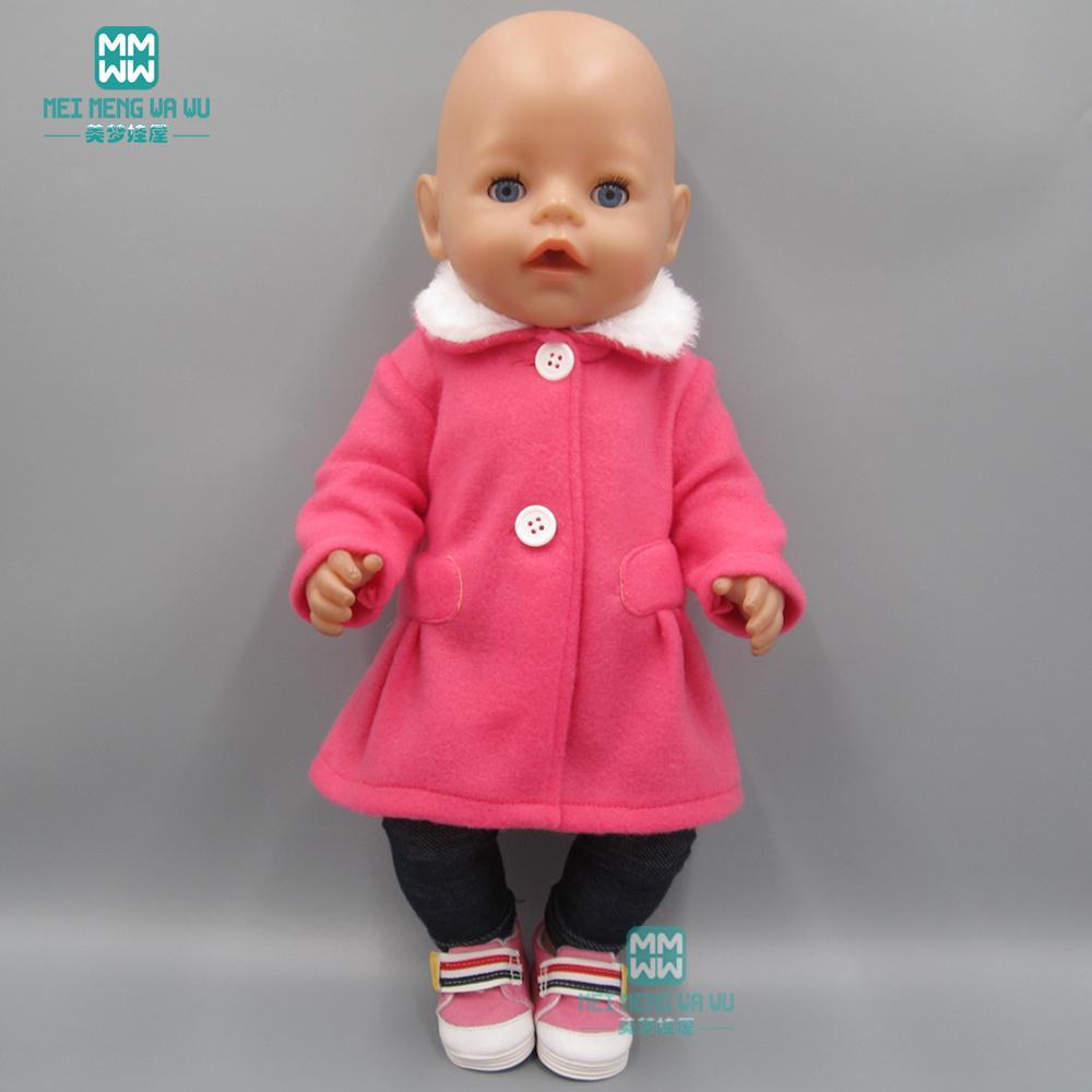 Puppe Puppenbekleidung Spielzeug Kleinkinder Mode Babypuppen & Zubehör