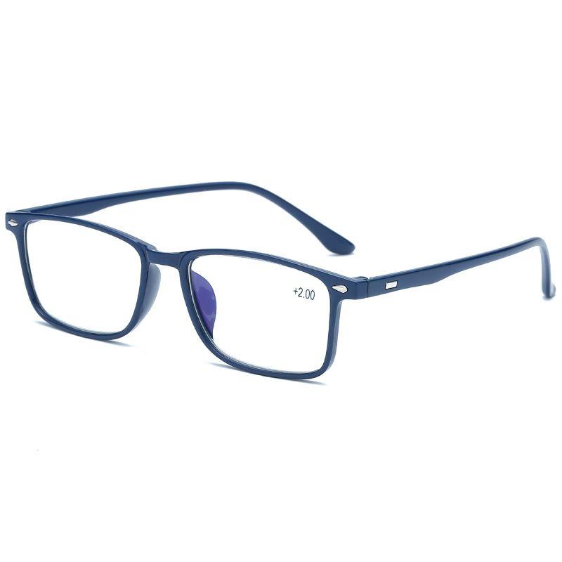 ac3e2b3c8 Compre Moda Anti Raios Azuis Óculos De Leitura Homens Mulheres De Alta  Qualidade Óculos De Leitura TR90 De Agoodtime, $1.27 | Pt.Dhgate.Com
