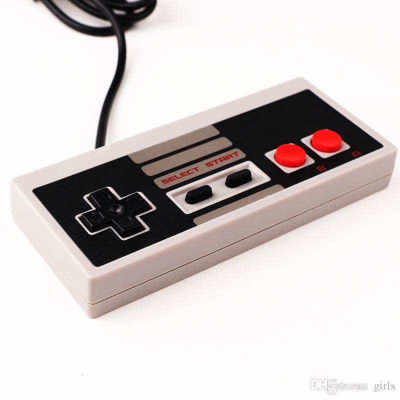 NES CLASSIC MINI Edition Joysticks Extension Cable Gamepad Entertainment system Classic MINI console with Handle controller Best Quality