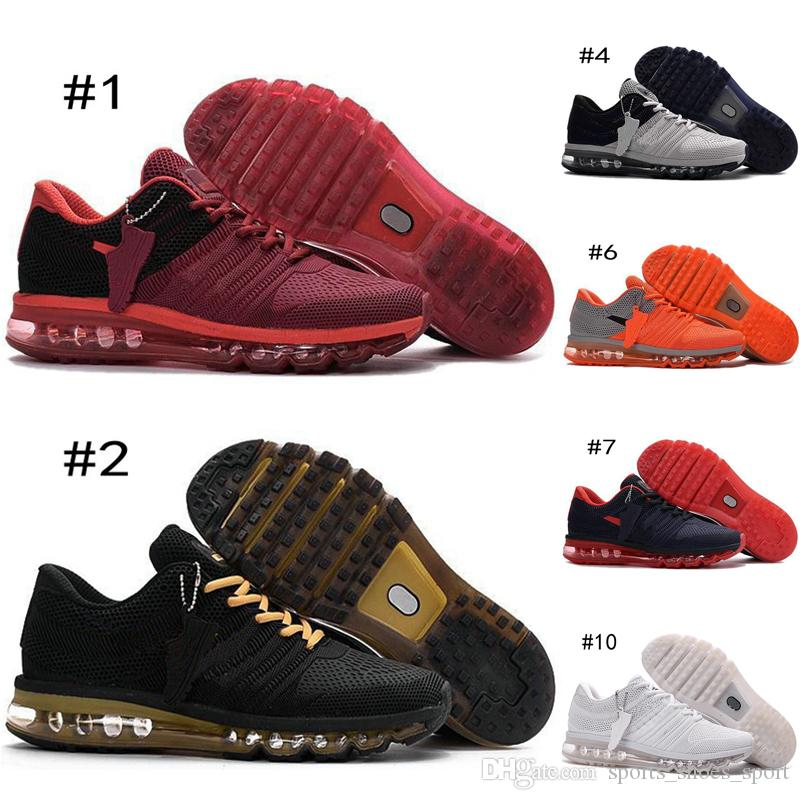 new High quality running shoes for men KPU brand sneaker outdoor tennis shoes size 40-46 sports