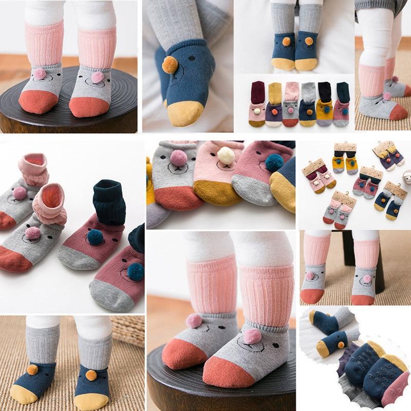 b5cd102696c 2019 Cute Baby Girl S Boy S Soft Leggings Warmer Leg Warmers Knee Long Socks  From Orangeguo