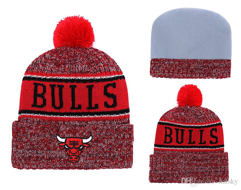Cotton All Team Football Pom Pom Beanies Men Women Winter Hats With Pom  Cheap Sports Skull Caps Hot Sale Crochet Baby Hats Ladies Hats From Hatsky 51bab5a27
