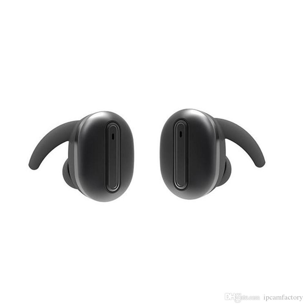 c4e6564f817 True Twins Headsets Stereo Mini Bluetooth Earphones TWS Wireless Binaural  Headphones Handfree Dual In Ear Earbuds With Charger Box Cell Phone  Bluetooth ...