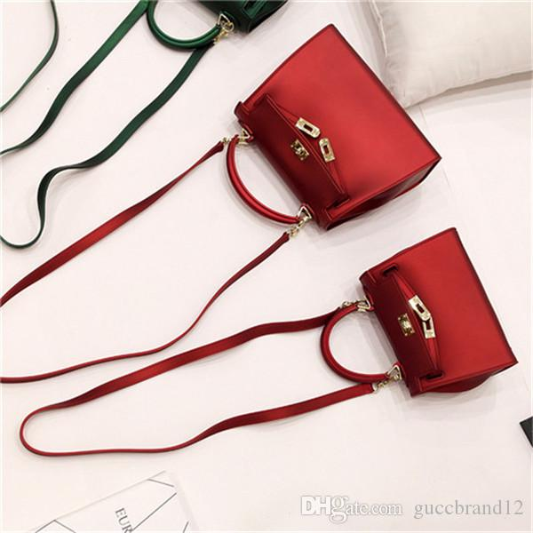 2019 Summer new small bag female new Korean versiong of the tide fashion wild diagonal cross cross bag shoulder chain bag 988213214