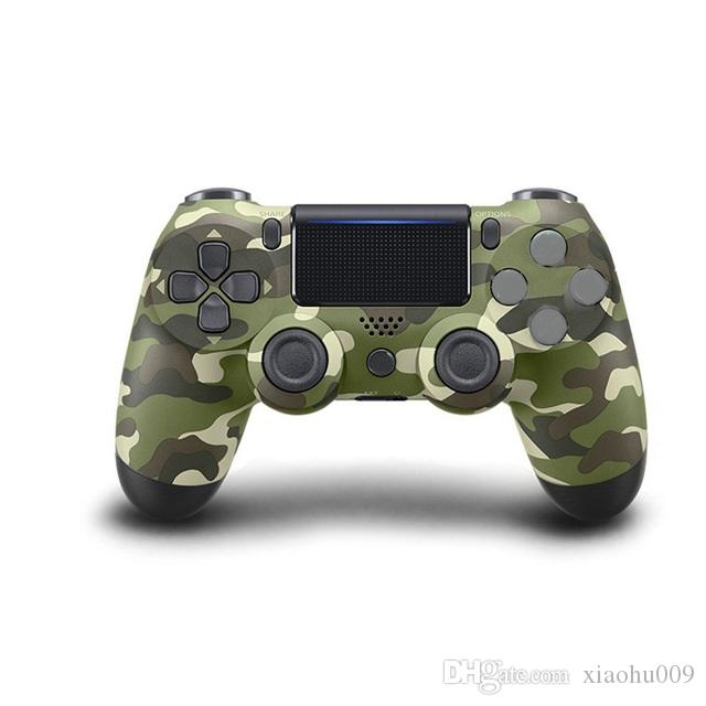 Bluetooth Wireless PS4 Controller for PS4 Vibration Joystick Gamepad PS4 Game Controller for Sony Play Station No original Logo