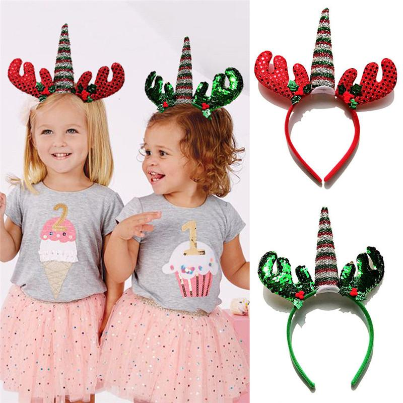 3de958b0c9155 Cheap African American Headbands Wholesale Wholesale Christmas Antlers  Headband