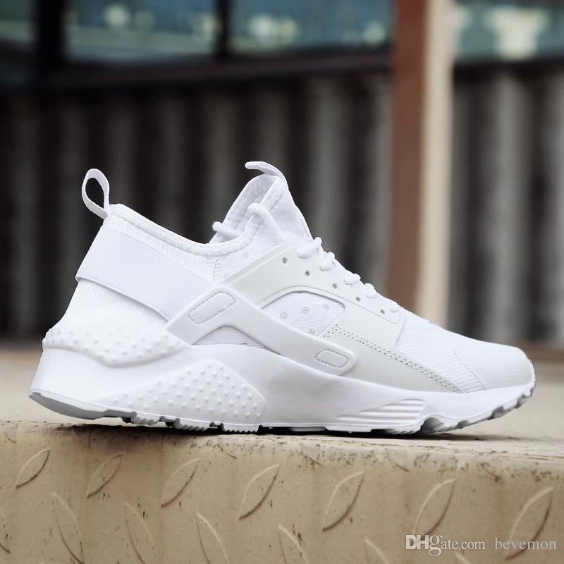 afd1fb111979 2018 New Air Huarache Ultra Shoes For Men Women Huraches Trainers Outdoors  Shoes Huaraches Hurache Puls Size 36 47 Geox Shoes Cheap Shoes For Women  From ...