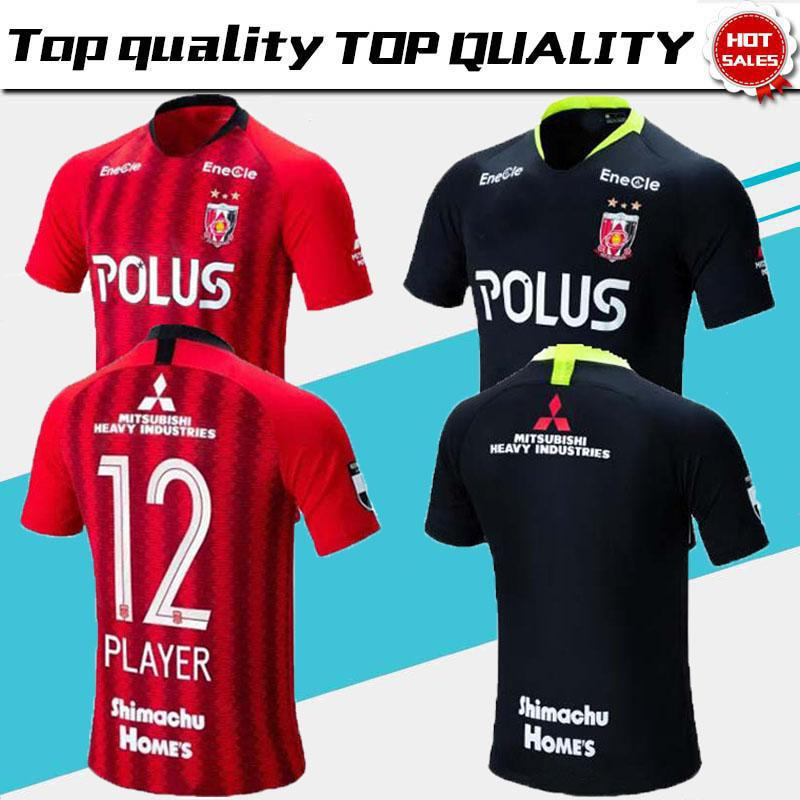 02b708d99a1 2019 Best Quality 2019 Japan J League Urawa Red Diamonds Soccer Jersey  Custom Name Number 12 Player Football Shirts Top Quality From  Jerseys suppliers