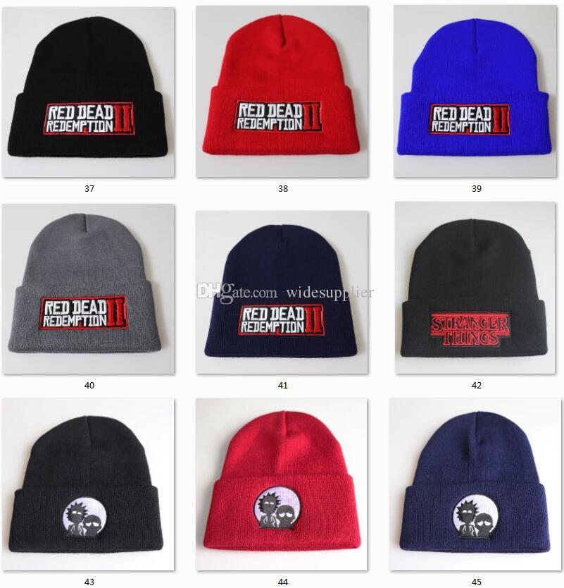 2019 New Burst Beaines Breaking hair Bad Hair Day wool hats Hiphop Hats Korean Winter Hat Knitted Hat Men and Women Desinger Hat