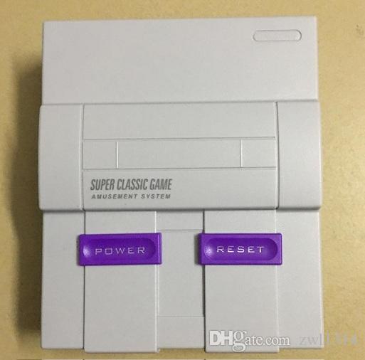Super Famicom Mini Classic SFC TV Video Handheld Game Console Entertainment 660 Classic Games 8 Bit Hot