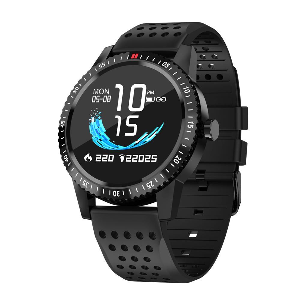 5167d5a1ccd0 Handyuhr Test H Band T1 Smart Uhr Fitness IP67 Wasserdicht Blutdruck GPS  Sport Fitness Tracker Herzfrequenz Smartwatch Für Mann Frauen Smartwatches  Von ...
