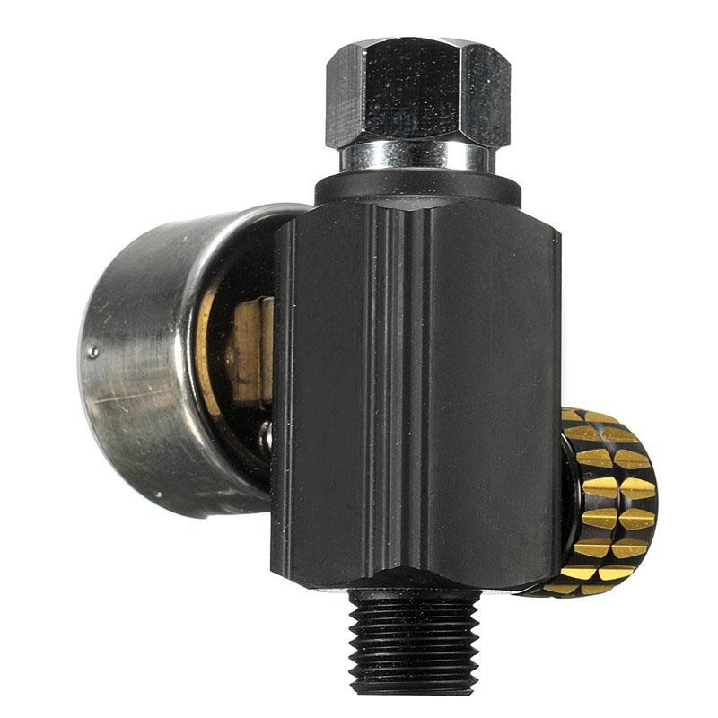Freeshipping Durable Metal Gun Air Pressure Regulator 0-0.10Mpa Spray Gun Universal Adjustable Air Pressure New Free Shipping Hot Sale