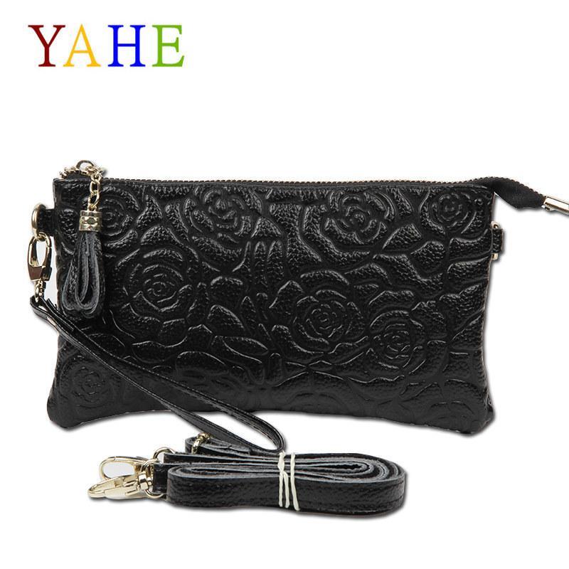Herrenbekleidung & Zubehör Frauen Mädchen Mode Geldbörse Vintage Leder Mini Handtasche Telefon Taschen Für Frauen 2018 Luxus Handtaschen Weibliche Beutel