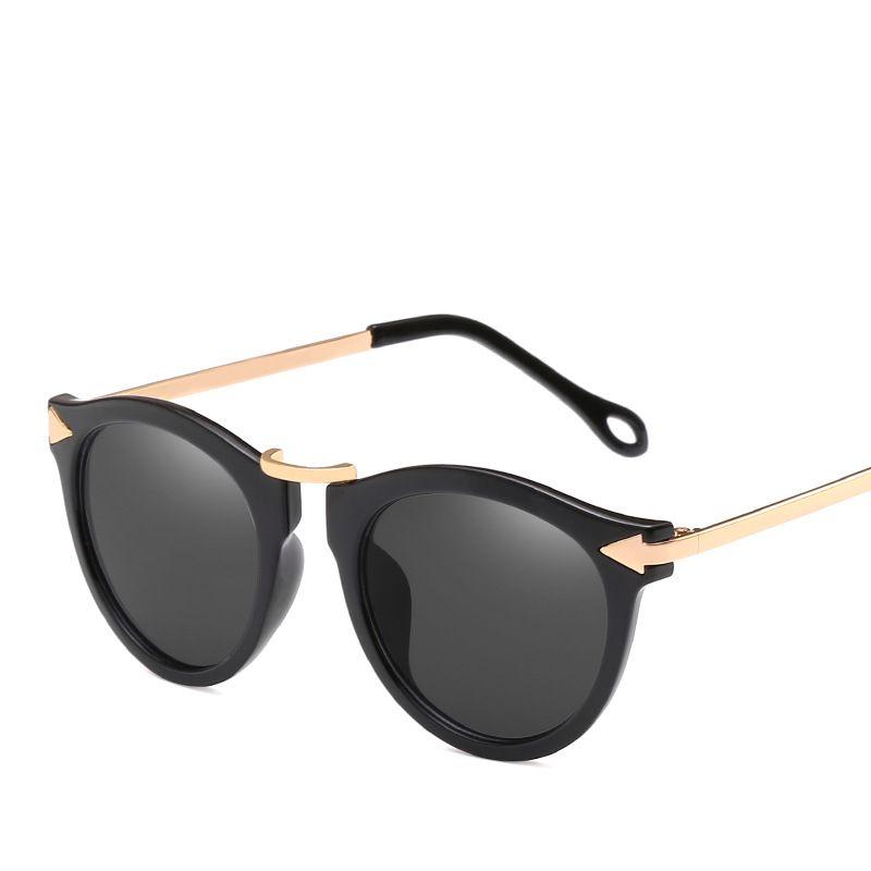 b66a288d5c3 2019 New Fashion Leopard Women Sunglasses Retro Full Frame Glasses ...