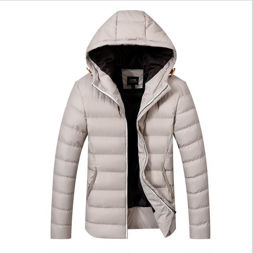 322fc90d5 Compre Hombres 2018 Otoño Invierno Chaqueta Hombres Hip Hop Outwear Ropa De  Marca Sólido Hombre Cazadora Para Hombre Chaquetas M 4XL A $30.32 Del  Gingerliu ...