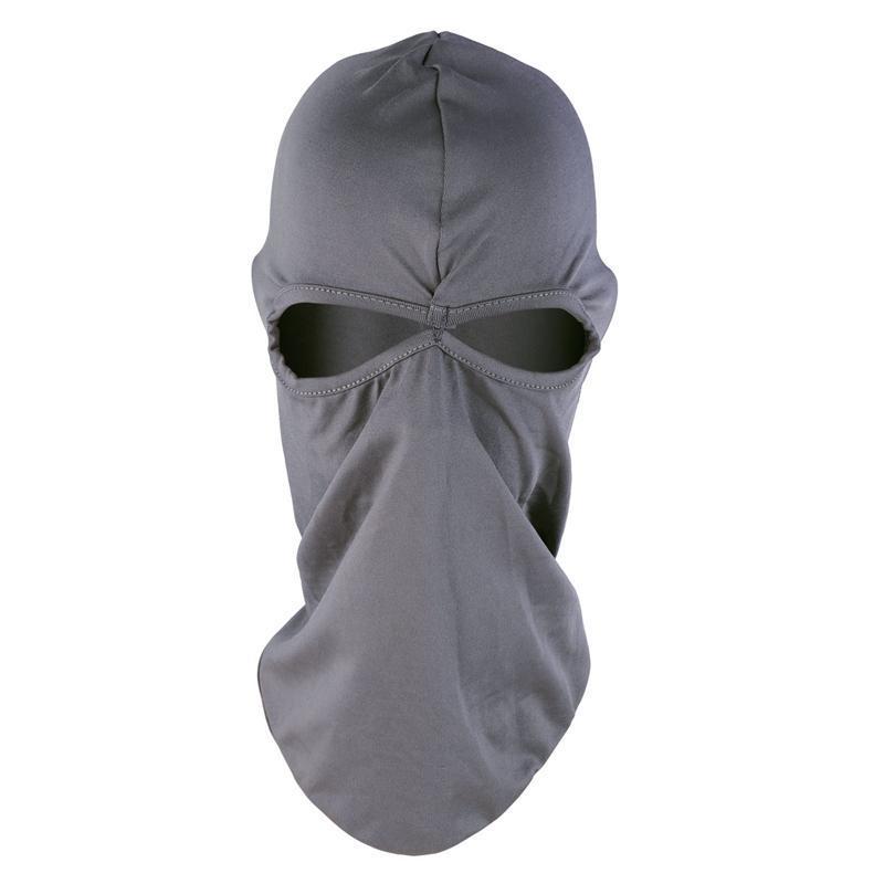 5eebacf8857cd Outdoor Sports Cycling Hat 2 Hole Lycra Skull Full Face Mask ...
