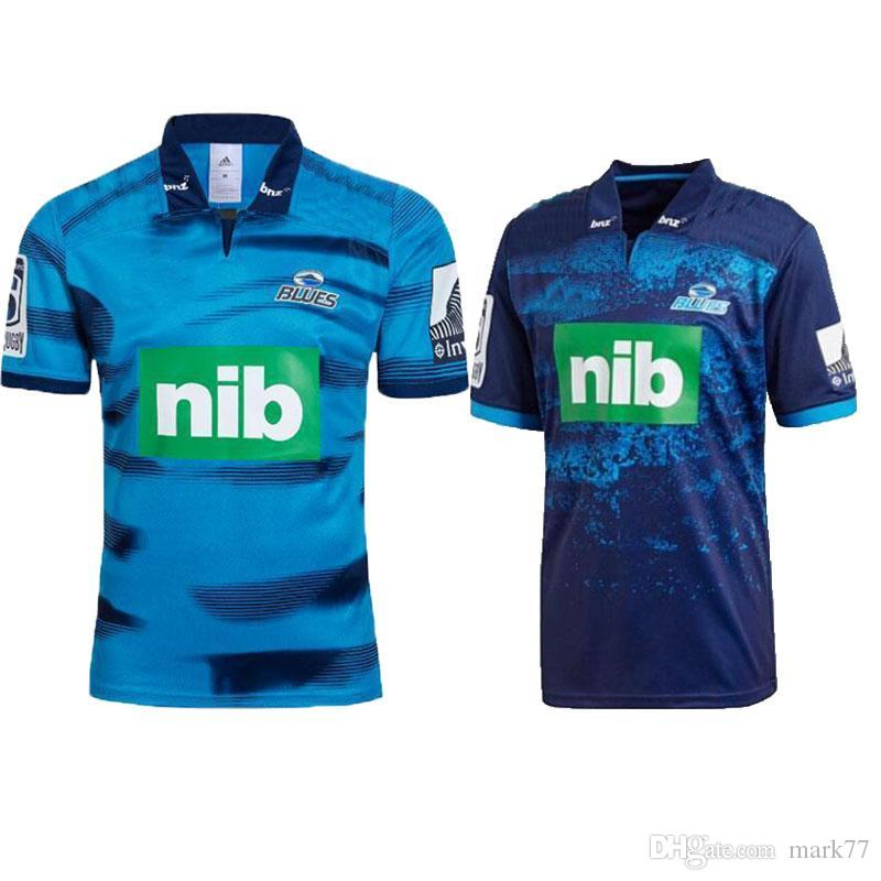 5831fb0588b NEW 2019Newest Blues 2018 Home Away Rugby Jerseys NRL National Rugby ...
