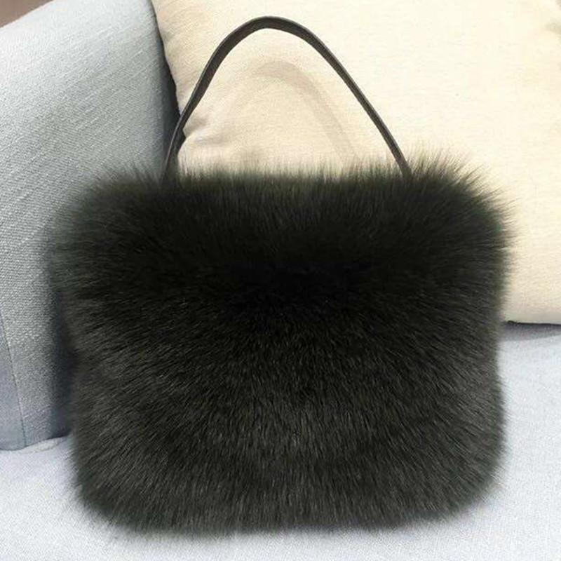 2018 Winter Candy Color Fur Clutch Women S Handbag Evening Bag Shoulder  Messenger Wallet Party Bags Purse Pouch Luxury Designer D19011204 Purses  Designer ... 3508cda81780e